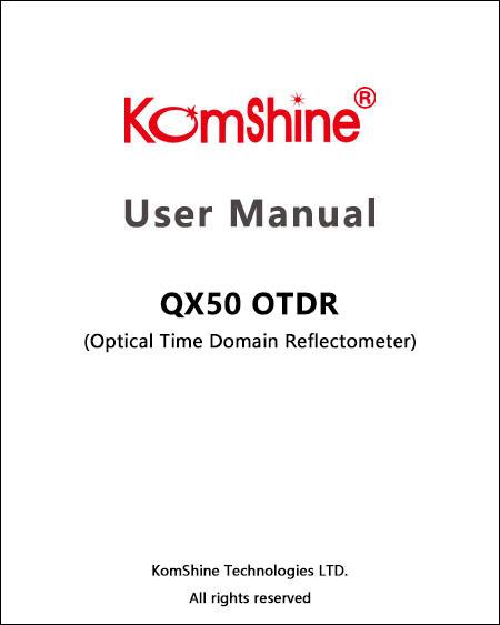 qx40 manual