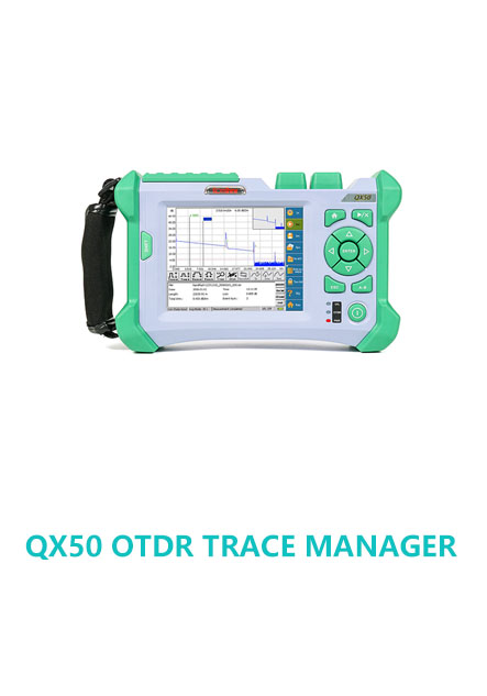 QX50 OTDR TRACE MANAGER